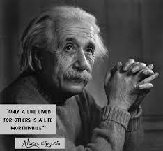 Einstein Quotes Unique Only A Life Happy Birthday Albert Einstein Xpost From R