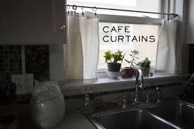 Kitchen Cafe Curtains Kitchen Accessories Curtains For Kitchen Windows Panel Curtains