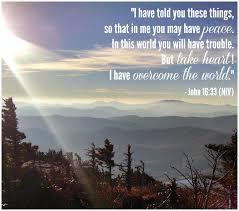 Take Heart {John 16:33 printable for Spread the Word} - Do Not Depart