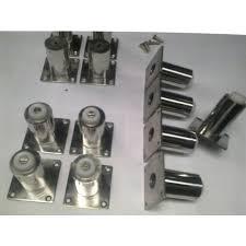 metal silver sofa legs rs 90 piece