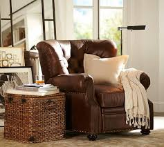 living room with recliners. lansing leather recliner | pottery barn wicker with living room recliners i