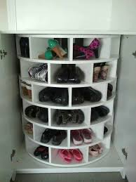 Cool shoe storage idea