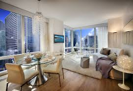 Affordable Small Apartment Interior Design New York 827x1000 Small New York Apartments Interior