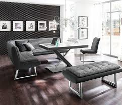 modern dining table with bench. Beautiful Bench Dining Table Set Room Corner Home Interior Design Modern With