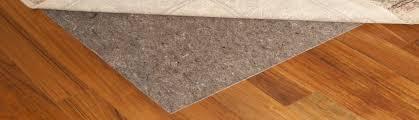 choosing the best rug pads for hardwood floors