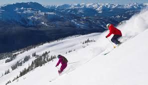 Whistler Bc Canada Ski Snowboard School Ability Charts