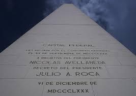 Resultado de imagen para JULIO PREBISCH ALEMAN OBELISCO BUENOS AIRES