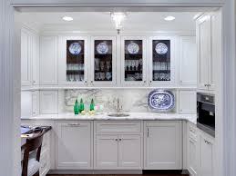image of ikea glass door cabinet design