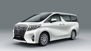 Toyota Alphard Hybrid luxury MPV may come to India - Firstpost