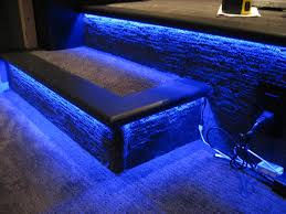home theater step lighting. LED Tape Lighting Under Riser Step - How To Adhere? AVS Forum | Home  Theater Discussions And Reviews Home Theater Lighting H