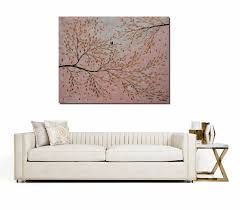 Painting Canvas Acrylic Painting Canvas Art Wall Art Tree Painting Abstract
