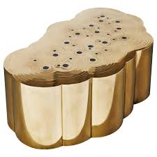 brass furniture. Rosanna Coffee Table By Erwan Boulloud For Sale Brass Furniture
