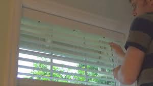 Window Blinds Inside Mount Modification  DoItYourselfcom Installing Blinds On Windows