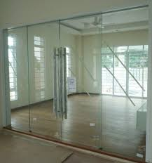 derry glass diret glass manestifications lobby glass and door decorative chrome frame in northern ireland