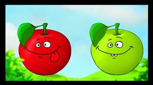 Pomme De Reinette Et Pomme D Api Youtube