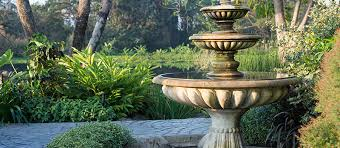 How Do Outdoor Water Fountains Work?