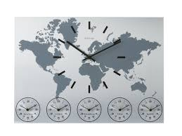 time zones wall clock best of world clocks for time zones of diffe cities vector set stock