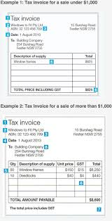 Examples Of Tax Invoices Magnificent Tax Invoice Essentials