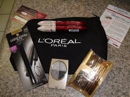 l oréal cosmatics l oreal paris makeup kit