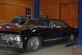 Chevrolet Impala Sport Sedan Supernatural Metalicar Baby 4 door no ...