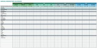7 Free Excel Templates For Marketers Entreresource Com
