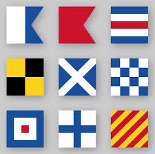 After the aviation organization created the phonetic alphabet in the 1950s, it was adopted by the north atlantic treaty organization, the international telecommunication union, the international maritime organization, the federal aviation administration, the alliance for telecommunications industry. Maritime Signal Flags Translator 101 Computing