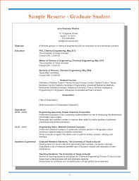 Resume For Mechanical Engineer Fresh Graduate Sidemcicek Com