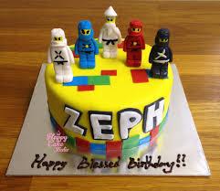 LEGO Ninjago Cake Topper (Page 1) - Line.17QQ.com