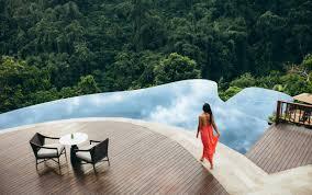 infinity pool bali. Simple Pool Hanging Gardens In Ubud Bali In Infinity Pool