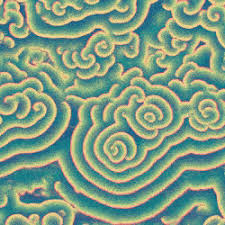 Repeating Patterns Magnificent The Night Sea Non Repeating Patterns 48 Find Make Share