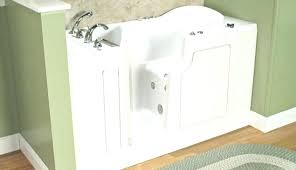 safe step walk in tub dimensions cost and options for seniors those with diities