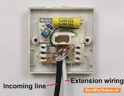 install an nte5a bt virgin openreach etc master socket bt master socket pre nte5 wiring diagram