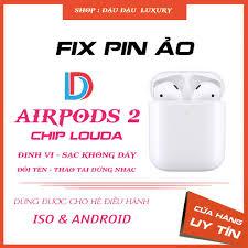 GIÁ SỈ - FREE SHIP] Tai Nghe bluetooth Cao Cấp Airpods 2 chip louda - HDN1