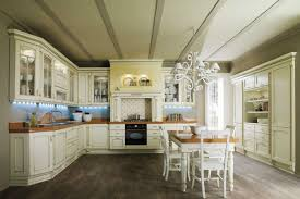 Shabby Chic Country Kitchen Home Design Ideas Shabby Chic Country Kitchen Daccor With Natural
