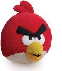 Red Bird -- Angry Birds Plush Toy 20 CM: Amazon.de: Spielzeug