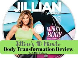 body transformation by jillian michaels uses 5 ten minute workouts to give you the results