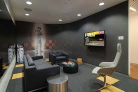 elegant black modern and beautiful office that can be decor with modern black carpet that can beautiful small office ideas