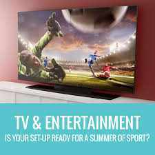 tv and entertainment