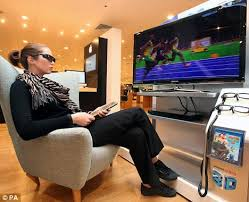 Samsung 40-inch 3D television First sets to go on sale today | Daily Mail Online