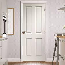 4 panel white interior doors. 4 Panel White Interior Doors. Victorian Door With Woodgrained Surfaces Is Primed Doors