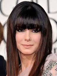 Square Face Bangs Hairstyle The Best And Worst Bangs For Square Face Shapes Beautyeditor