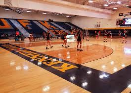 high school gym. Kennedy High School: Gym A / B School S