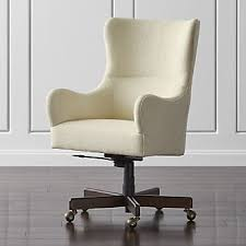 minimalist office chair. liv upholstered wingback office chair minimalist g