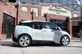 new car launches bmwBMW takes on Car2go and Uber with new carsharing service in