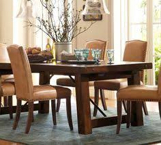 benchwright extending dining table rustic gany stain 12 great for holidays dining table and chairs