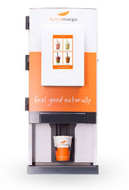 Automatic Smoothie Vending Machine Awesome DutchMango Health Blender