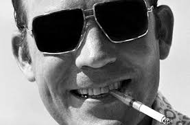 sports journalism is decadent and depraved or hunter s thompson  sports journalism is decadent and depraved or hunter s thompson at media day the classical
