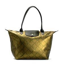 shoulder bag lady s handbag bronze longchamp ルプリアージュ leather bag new work tote bag brand