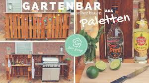 ᐅ Bar Aus Paletten Selber Bauen Kaufen Palettenbar