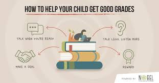 How To Make Good Grades How To Help Your Child Get Good Grades Nobel Coaching Tutoring